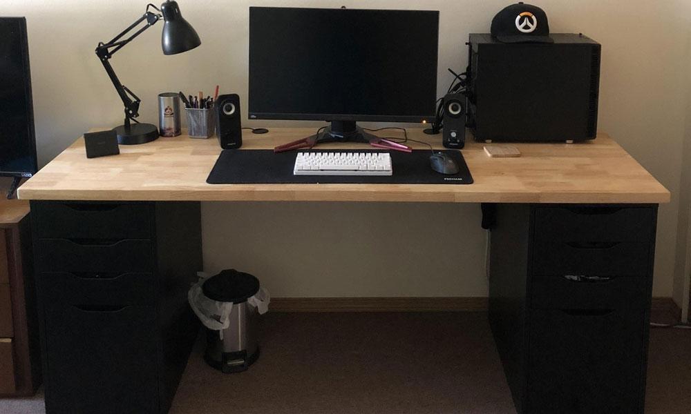 میز کامپیوتر مناسب