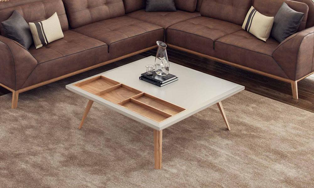 میز جلو مبلی مناسب