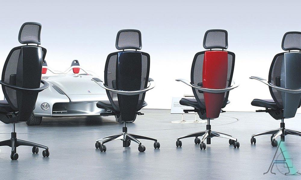 طراحان برتر صندلی اداری